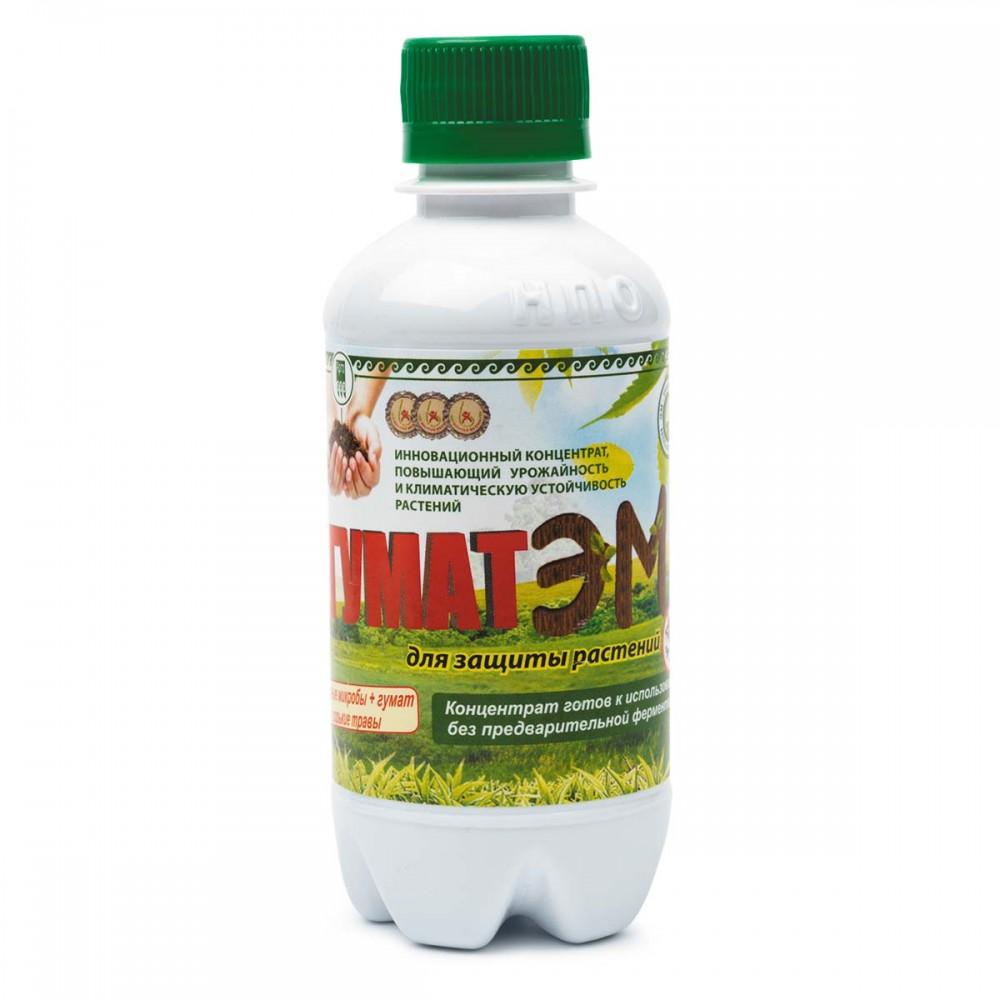 Удобрение минеральное ГУМАТЭМ для защиты растений от Арго ЭМ-1