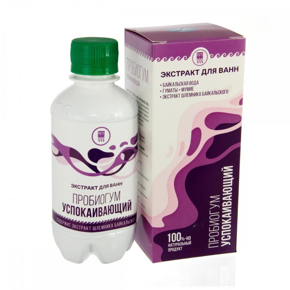 Экстракт Пробиогум для ванн «Успокаивающий», 250 мл