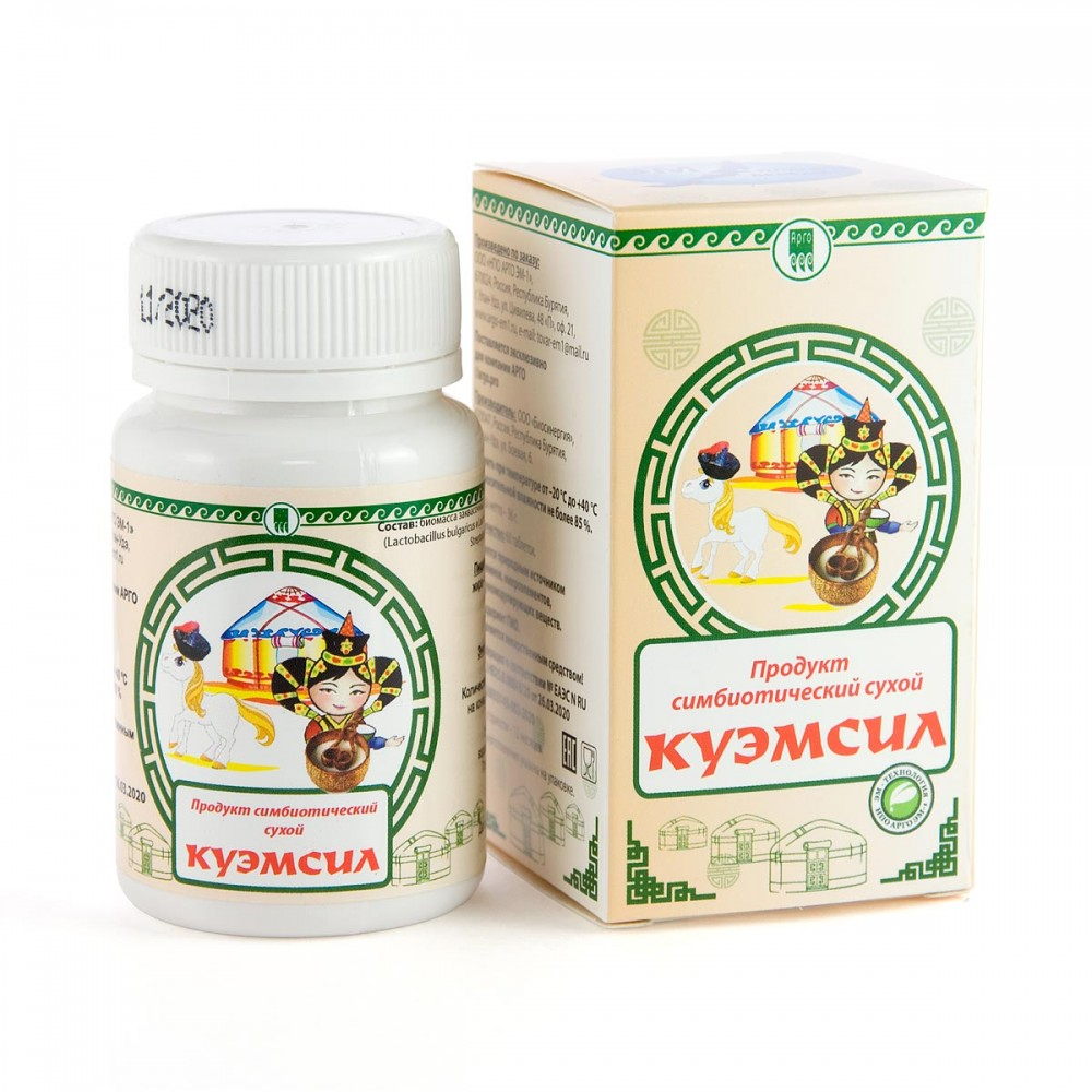 Продукт симбиотический сухой КуЭМсил от Арго ЭМ-1